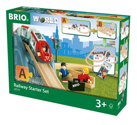 Brio BRIO 33773 - Railway Starter Set
