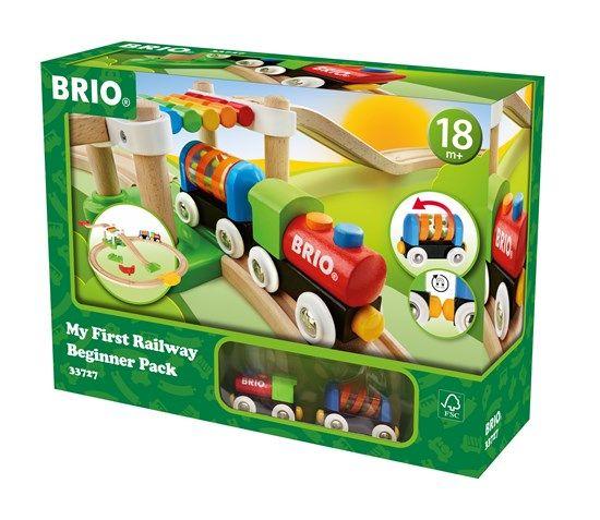 Brio BRIO 33727 - Mon premier circuit de découverte