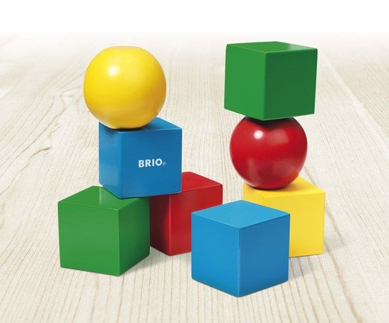 Brio BRIO 30123 - Magnetic Blocks