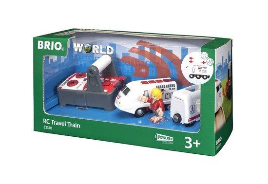 Brio BRIO 33510 - Remote Control Travel Train