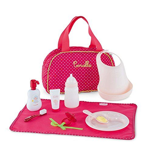 Corolle Corolle DMT33 Cherry Baby Accessories Set 36 to 42cm