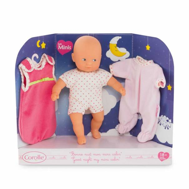 Corolle Corolle DLG09 Good Night My Mini Calin 20cm