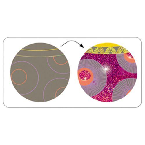 Djeco Copy of Djeco 09724 - Scratch cards / Beauties' ball
