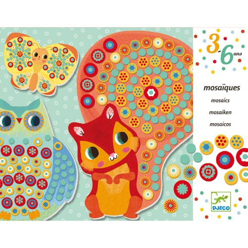 Djeco Djeco 08897 Mosaics / Milfiori