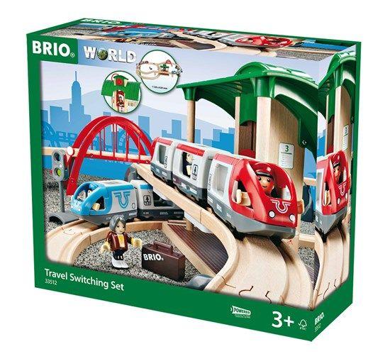 Brio BRIO 33512 - Travel Switching Set