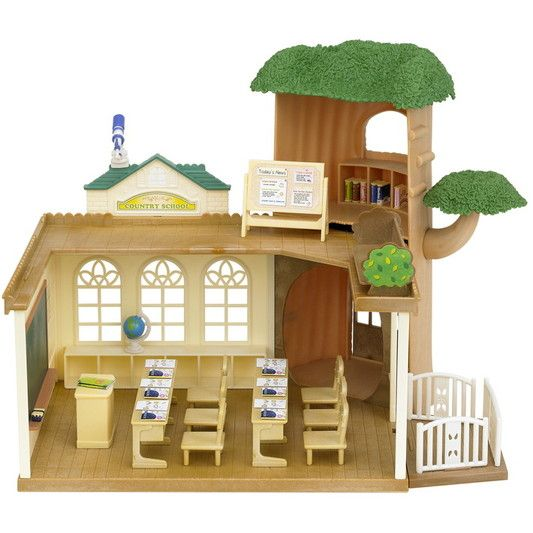 Calico Critters CALICO CRITTERS CF2924 - Country Tree School