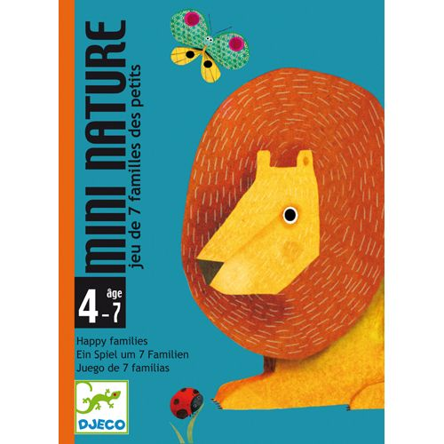 Djeco Djeco DJ05128 Mini nature