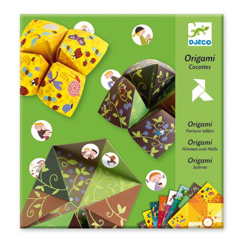 Djeco Origami / Bird Game