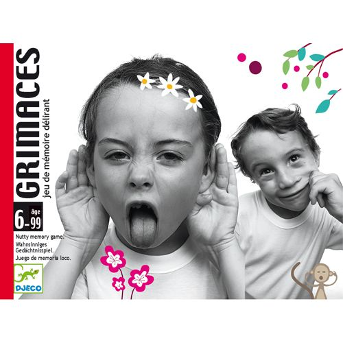 Djeco Djeco 05169 Grimaces