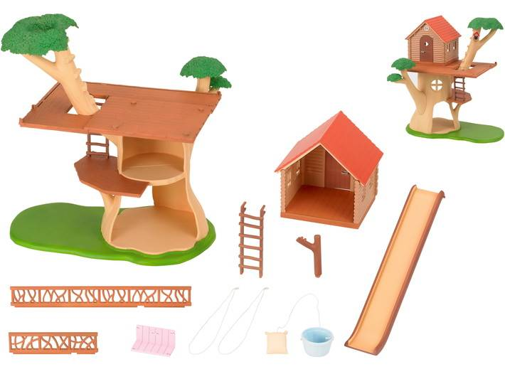 Calico Critters CALICO CRITTERS CC1444 - Adventure Tree House