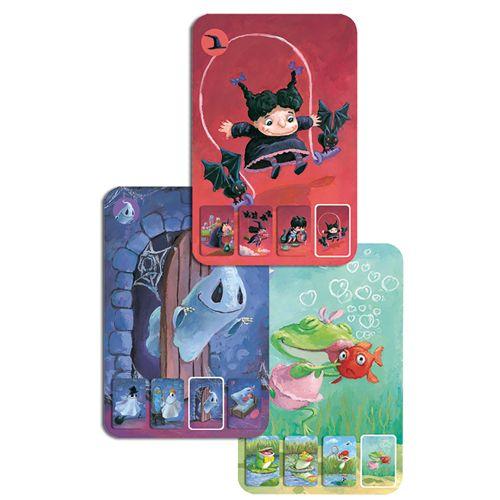 Djeco Djeco 05101 Mini family - jeu des 7 familles