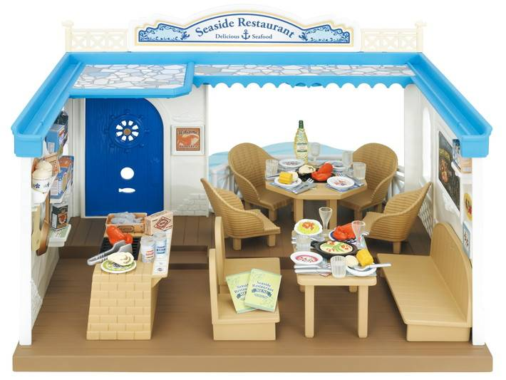 Calico Critters CALICO CRITTERS CF1568 - Seaside Restaurant