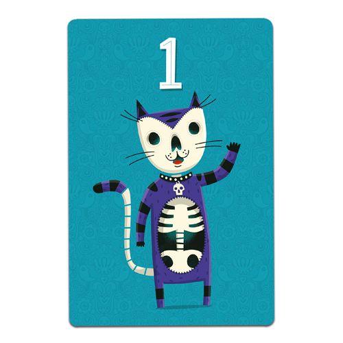 Djeco Djeco DJ05107 Squelettos