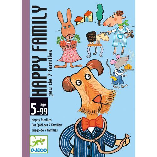 Djeco Djeco DJ05115 Happy Family