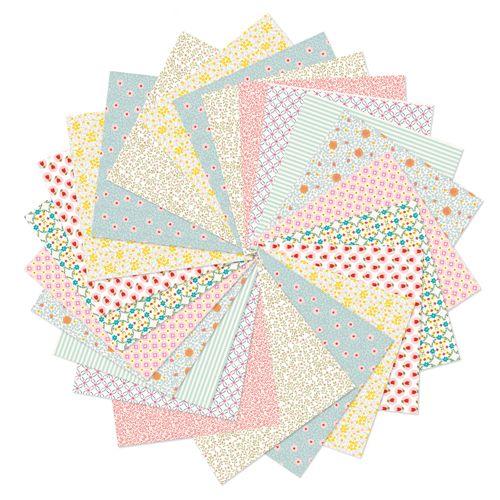 Djeco Djeco 08770-Origami - 100 feuilles deco