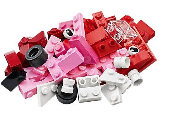 Copy of LEGO 10707 - Red Creativity Box