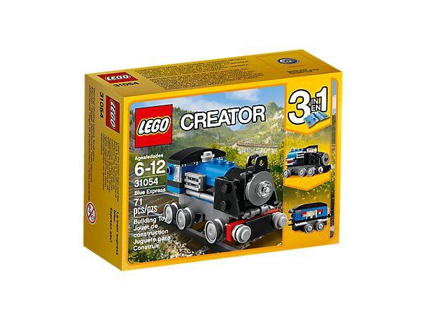 Lego 31054 CREATOR Blue Express