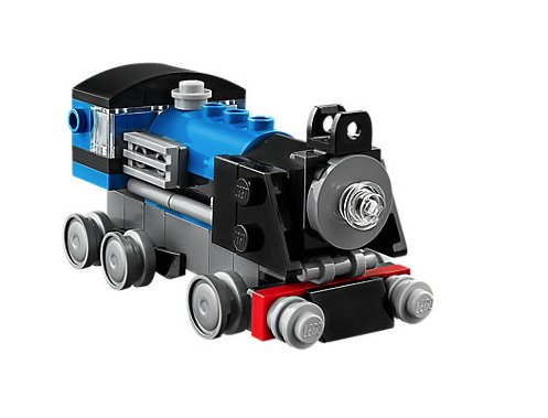Lego 31054 CREATOR-Train express bleu