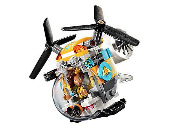 LEGO 41234 Hélicoptère Bumblebee
