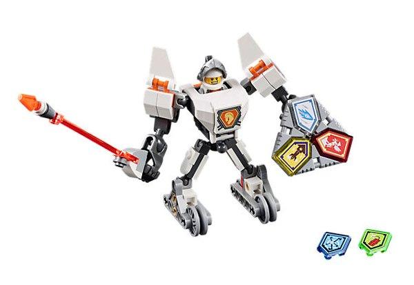 Lego 70366 NEXO Battle Suit Lance