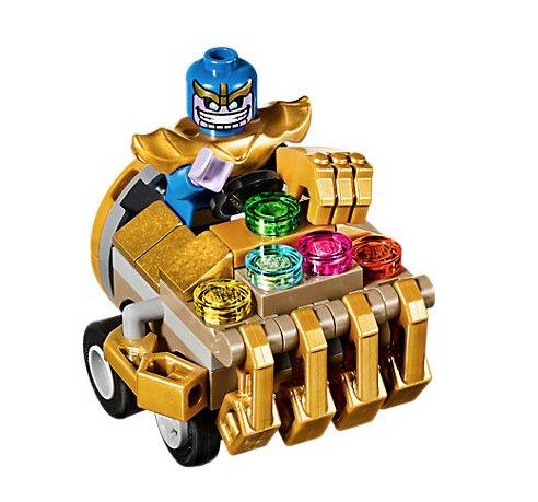 Lego 76072 Mighty Micros: Iron Man vs. Thanos