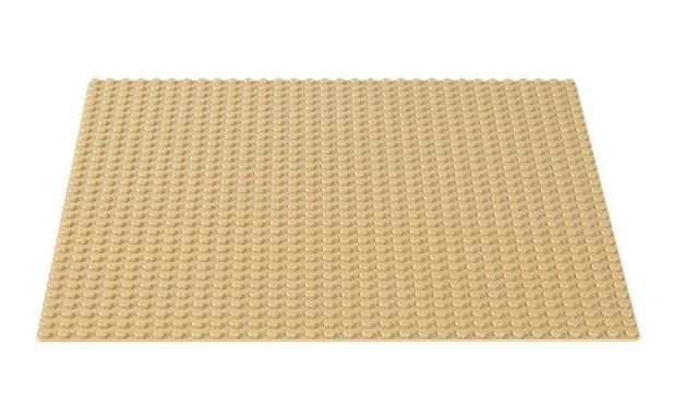 Lego 10699 La plaque de base sable