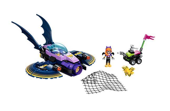 Lego 41230 La poursuite en Batjet de Batgirl™ V39