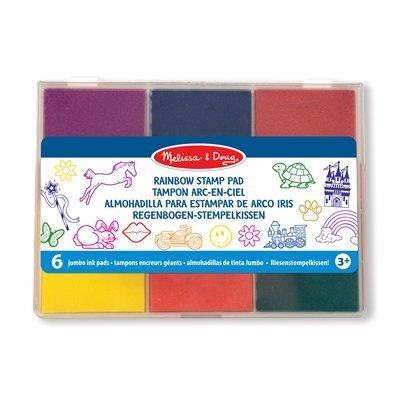 Melissa and Doug Melissa & Doug 11637 Rainbow Stamp Pad