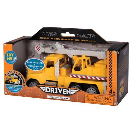 Battat Mini Crane Truck