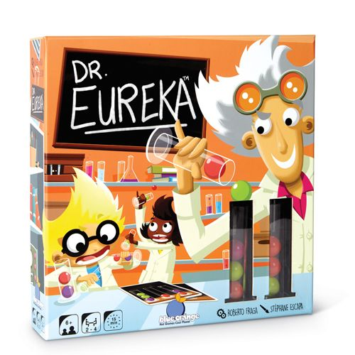 Game - Dr Eureka