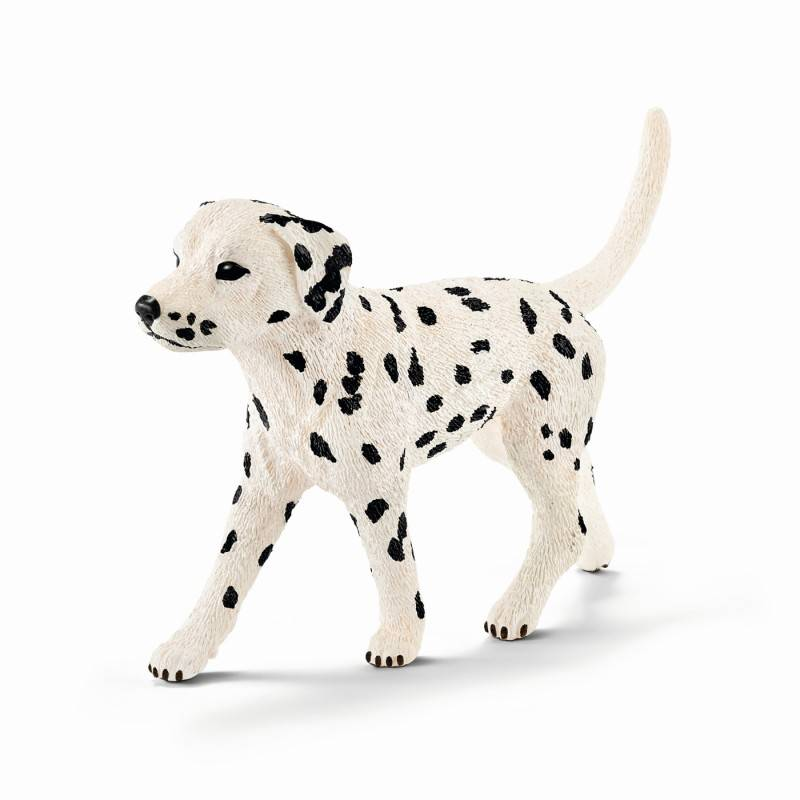 schleich 16838 dalmatian male chat perché toys games