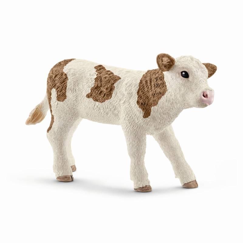 Schleich SCHLEICH 13802 - Simmental calf