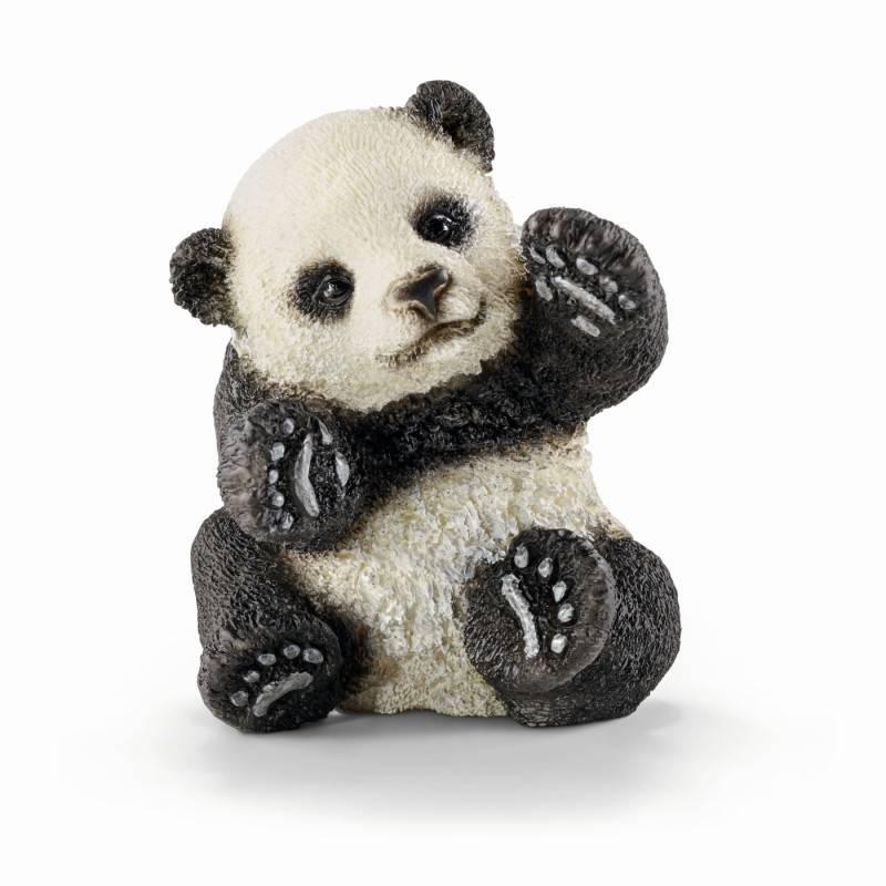 Schleich SCHLEICH 14734 - Bébé panda jouant