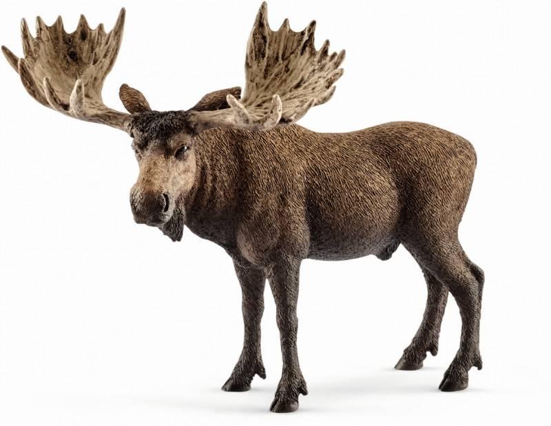 Schleich SCHLEICH 14781 - Moose bull