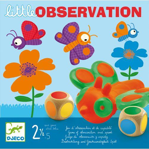 Djeco Djeco DJ08551 Little Observation