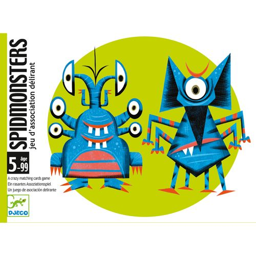 Djeco Djeco DJ05193 SpidMonsters