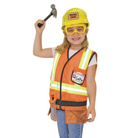 Melissa and Doug Melissa & Doug 4837 Construction Worker Costume
