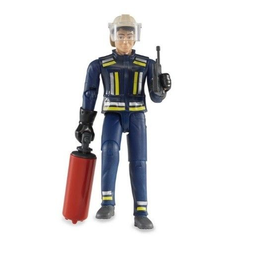 Bruder Bruder 60100 Fireman with Accessories