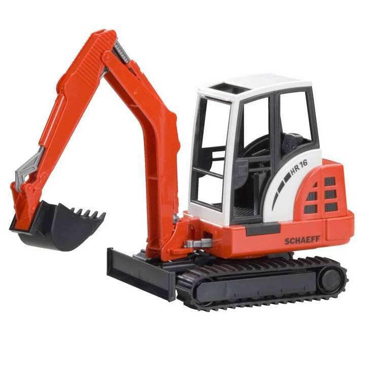 Bruder Bruder 02432 Schaeff HR16 Mini Excavator