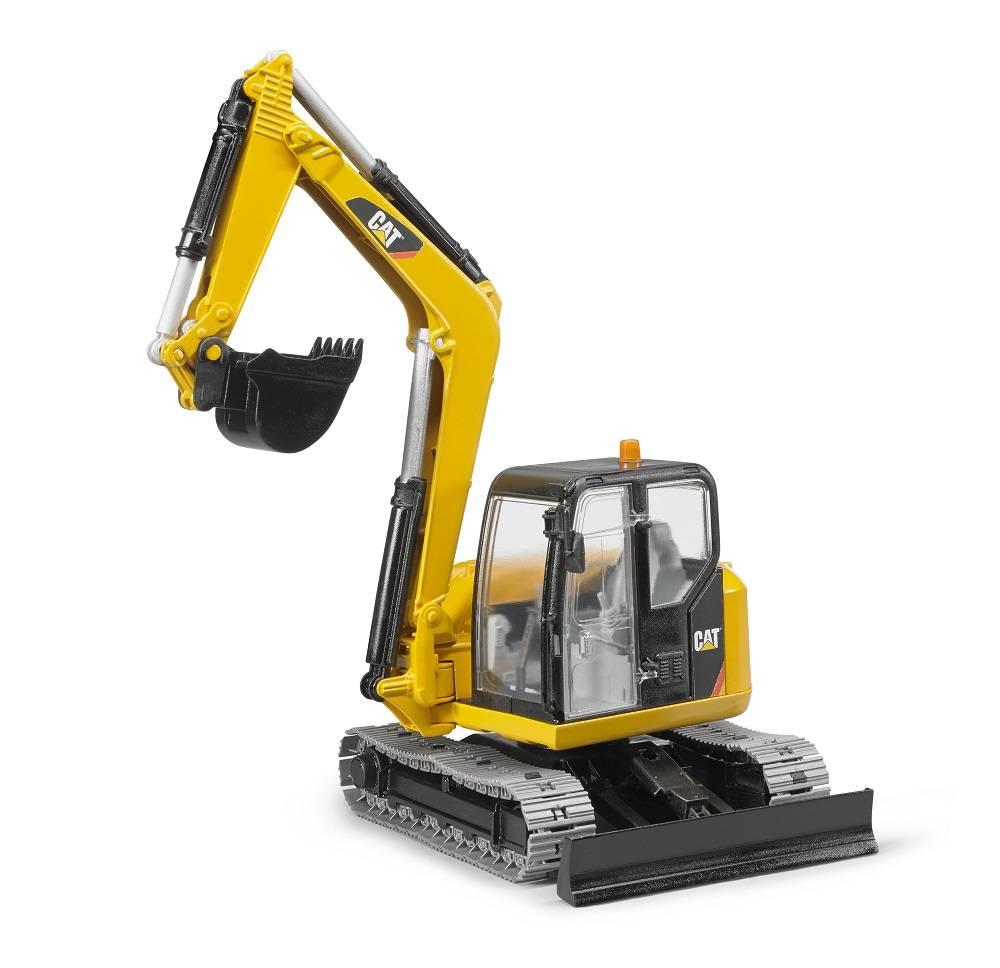 Bruder Bruder 02457 CAT Mini Excavator