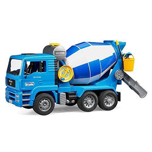 Bruder Bruder 02744 MAN TGA Cement Mixer