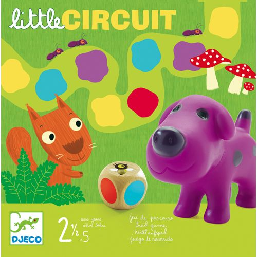 Djeco Djeco DJ08550 Little circuit