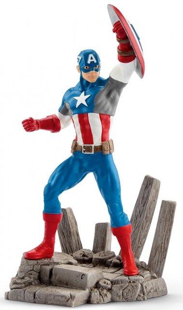 Schleich SCHLEICH 21503 - Captain America