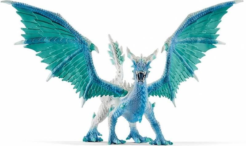 Schleich SCHLEICH 70541 - Dragon Féroce des Glaces