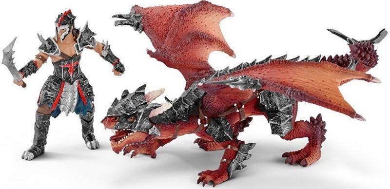 Schleich SCHLEICH 70128 - Guerrier avec dragon