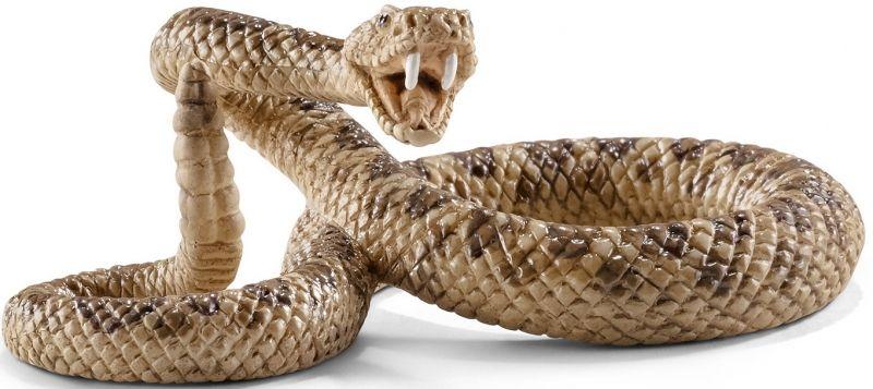 Schleich SCHLEICH 14740 - Serpent à sonnette