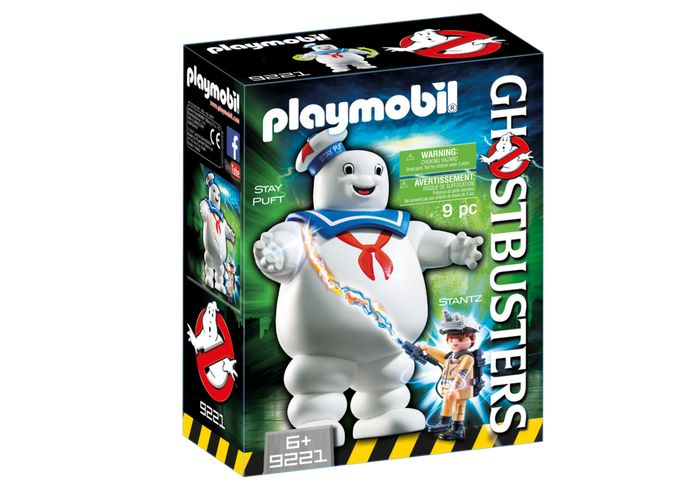 Playmobil Playmobil 9221 - Bibendum Chamallow et Stantz