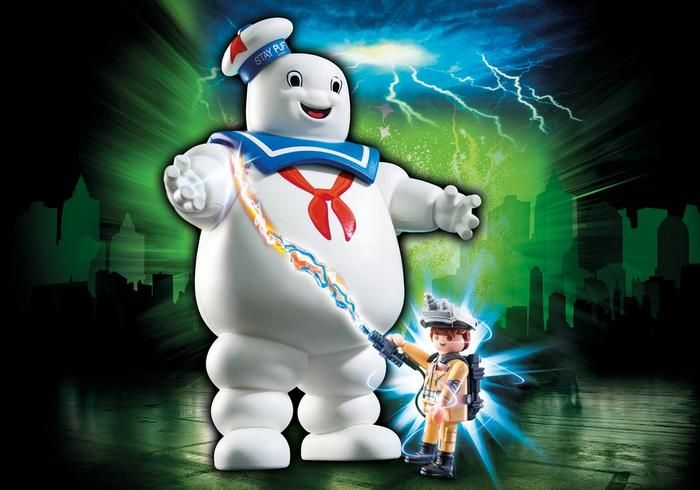 Playmobil Playmobil 9221 Stay Puft Marshmallow Man