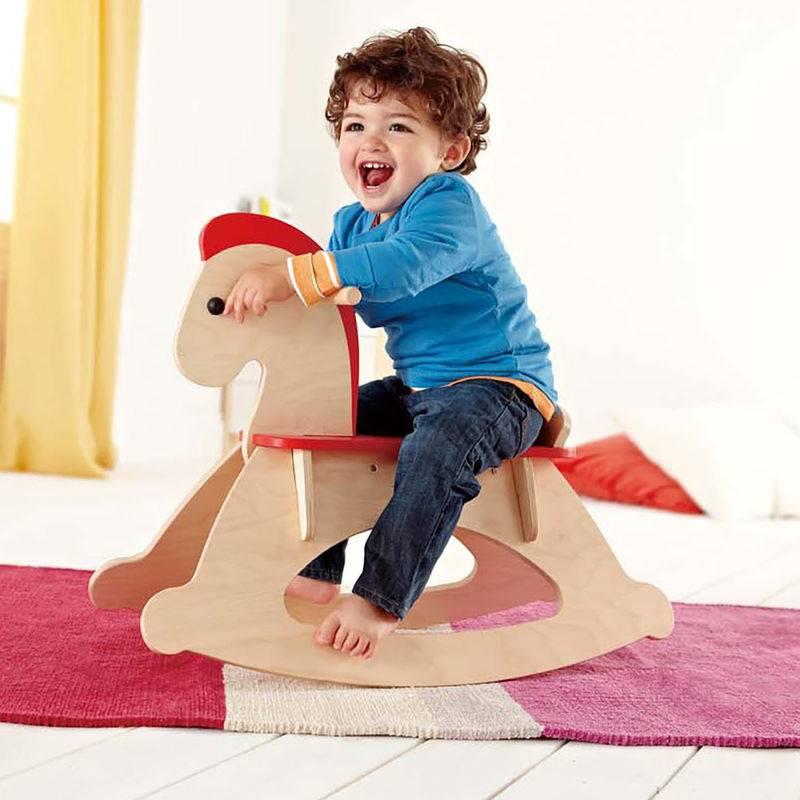 Hape HAPE ROCK AND RIDE ROCKING HORSE