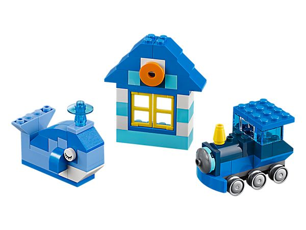 LEGO Blue Creativity Box